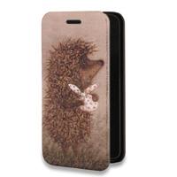 Дизайнерский горизонтальный чехол-книжка для Samsung Galaxy Note 3 Креативные