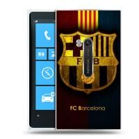 Дизайнерский пластиковый чехол для Nokia Lumia 920 Зарубежные клубы