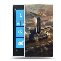 Дизайнерский пластиковый чехол для Nokia Lumia 920 Игры