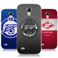 Дизайнерский пластиковый чехол для Samsung Galaxy S4 Российский футбол