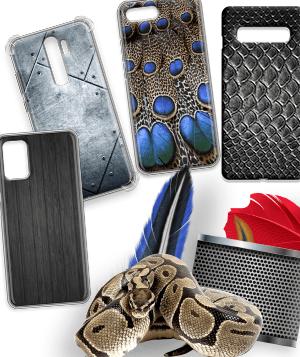 Дизайнерский силиконовый чехол для Alcatel Pixi 4 (5) Текстуры