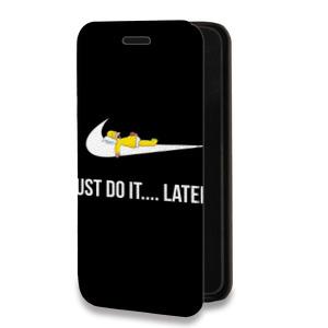 Дизайнерский горизонтальный чехол-книжка для Samsung Galaxy A7 Фильмы