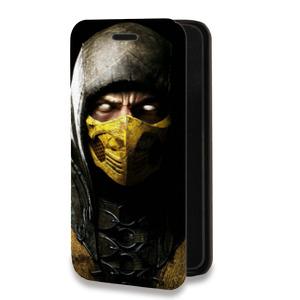 Дизайнерский горизонтальный чехол-книжка для Samsung Galaxy A3 (2016) Игры