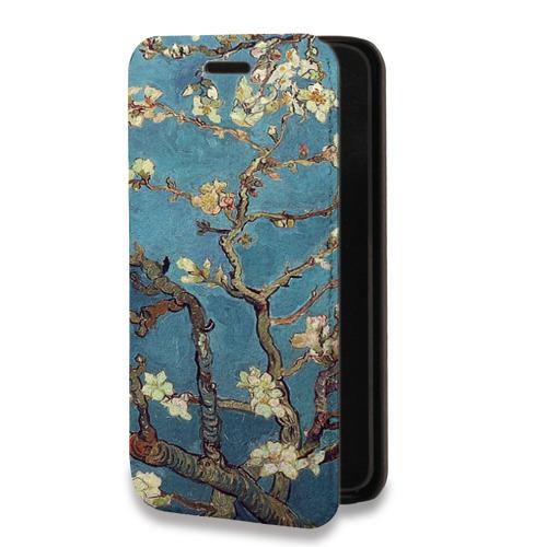 Дизайнерский горизонтальный чехол-книжка для Huawei Honor 8 Креатив дизайн (на заказ)