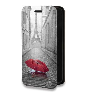 Дизайнерский горизонтальный чехол-книжка для Samsung Galaxy S7 Edge Креативные