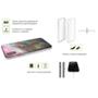 Полупрозрачный дизайнерский силиконовый чехол для Samsung Galaxy S6 Edge Волки