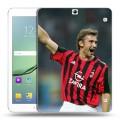 Дизайнерский силиконовый чехол для Samsung Galaxy Tab S2 9.7