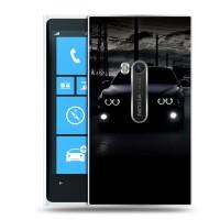Дизайнерский пластиковый чехол для Nokia Lumia 920 Автомобили