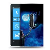 Дизайнерский пластиковый чехол для Nokia Lumia 920 Мультики