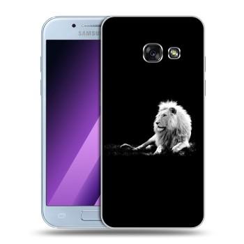 Дизайнерский силиконовый чехол для Samsung Galaxy A5 (2017) Креатив дизайн (на заказ)