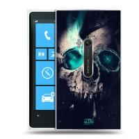 Дизайнерский пластиковый чехол для Nokia Lumia 920 Мистика