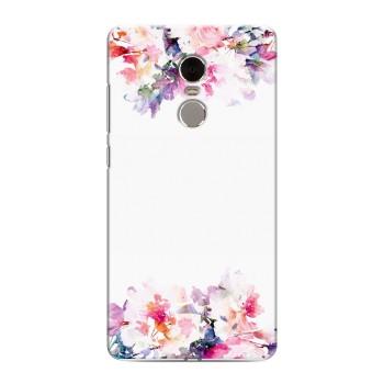 Дизайнерский пластиковый чехол для Xiaomi RedMi Note 4 Креатив дизайн (на заказ)