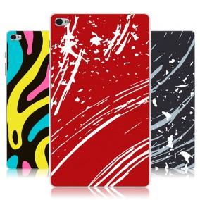 Дизайнерский силиконовый чехол для Huawei MediaPad M2 Абстракции