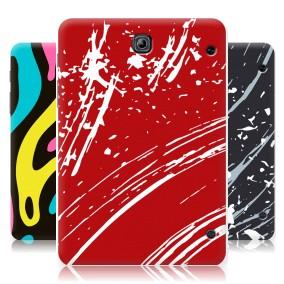 Дизайнерский силиконовый чехол для Samsung Galaxy Tab S2 8.0 Абстракции