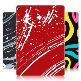 Дизайнерский силиконовый чехол для ASUS ZenPad 10 Абстракции