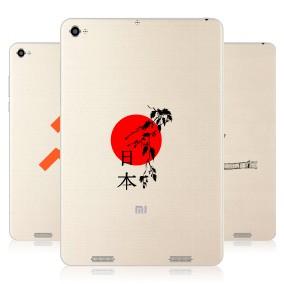 Дизайнерский силиконовый чехол для Xiaomi Mi Pad 2 Города