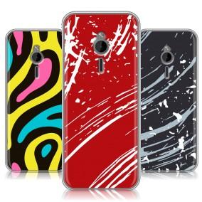 Дизайнерский силиконовый чехол для Nokia 230 Абстракции