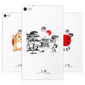 Дизайнерский силиконовый чехол для Huawei MediaPad T2 7.0 Pro Прозрачная япония
