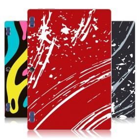 Дизайнерский силиконовый чехол для Lenovo Tab 2 A10-30 Абстракции