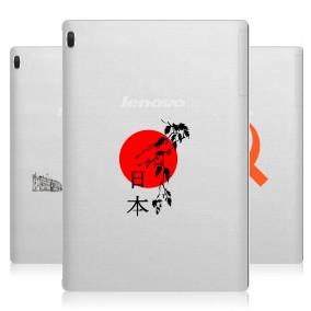 Дизайнерский силиконовый чехол для Lenovo Tab 4 10 Города