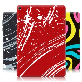 Дизайнерский силиконовый чехол для Asus ZenPad 3S 10 LTE Абстракции