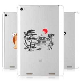 Дизайнерский силиконовый чехол для Xiaomi MiPad 3 Прозрачная япония