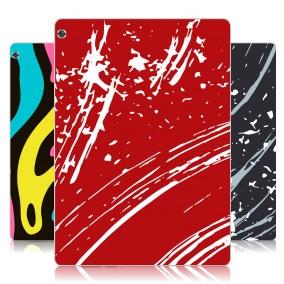 Дизайнерский силиконовый чехол для Huawei MediaPad M3 Lite 10 Абстракции