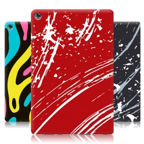 Дизайнерский силиконовый чехол для Huawei MediaPad M5 10.8 Абстракции