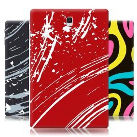 Дизайнерский силиконовый чехол для Samsung Galaxy Tab S4 Абстракции
