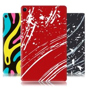 Дизайнерский силиконовый чехол для Xiaomi Mi Pad 4 Plus Абстракции