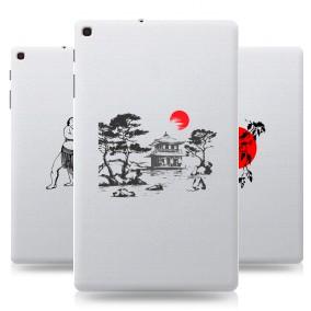 Дизайнерский силиконовый чехол для Samsung Galaxy Tab A 10.1 (2019) Прозрачная япония