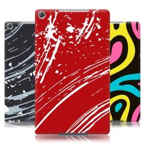 Дизайнерский силиконовый чехол для Huawei MediaPad M5 lite 8 Абстракции
