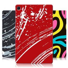 Дизайнерский силиконовый чехол для Samsung Galaxy Tab S6 Lite Абстракции