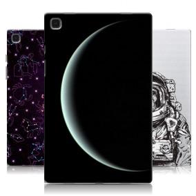 Дизайнерский силиконовый чехол для Samsung Galaxy Tab A7 10.4 (2020) Космос