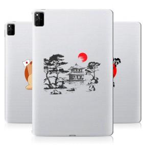 Дизайнерский силиконовый чехол для Huawei MatePad Pro 12.6 (2021) Прозрачная япония