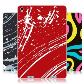 Дизайнерский силиконовый чехол для Xiaomi MiPad Абстракции