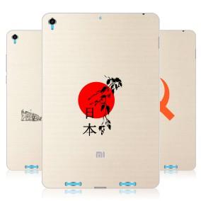 Дизайнерский силиконовый чехол для Xiaomi MiPad Города