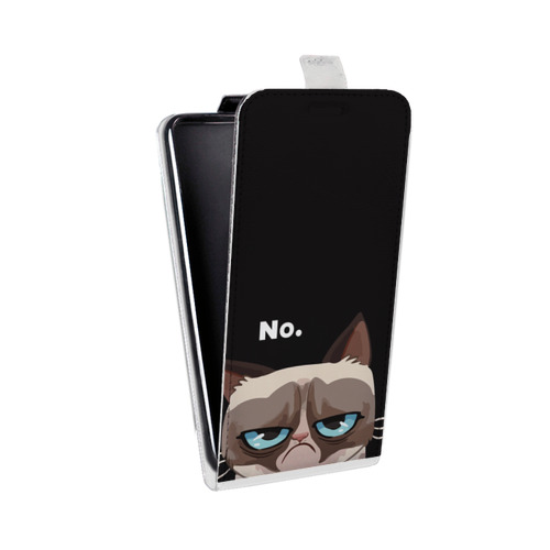 Дизайнерский вертикальный чехол-книжка для Samsung Galaxy A5 (2017) Креатив дизайн (на заказ)