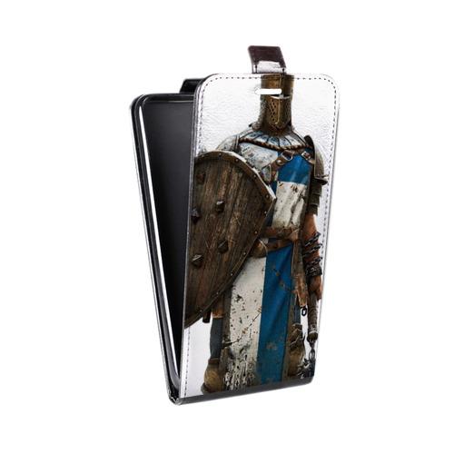 Дизайнерский вертикальный чехол-книжка для Alcatel One Touch Pop C9 For Honor