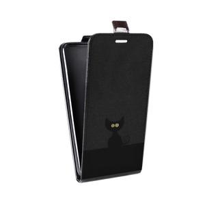 Дизайнерский вертикальный чехол-книжка для Samsung Galaxy S7 Edge Абстракции