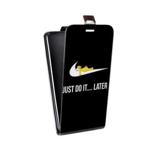 Дизайнерский вертикальный чехол-книжка для Samsung Galaxy Note 5 Фильмы