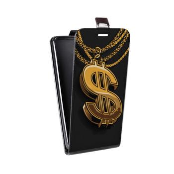 Дизайнерский вертикальный чехол-книжка для Sony Xperia Z3 Гарлемские побрякушки (на заказ)