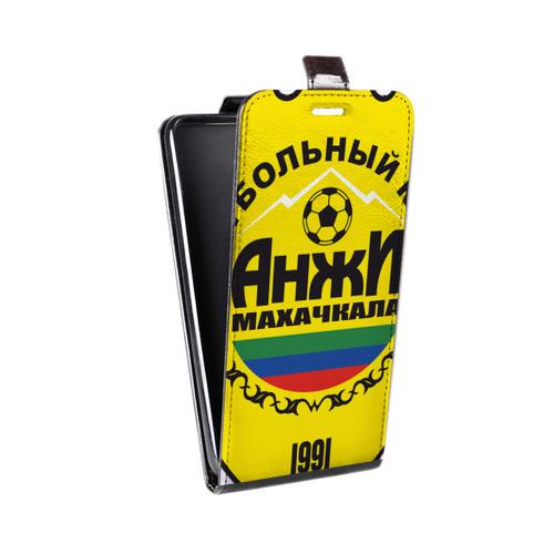 Дизайнерский вертикальный чехол-книжка для LG K7 Анжи