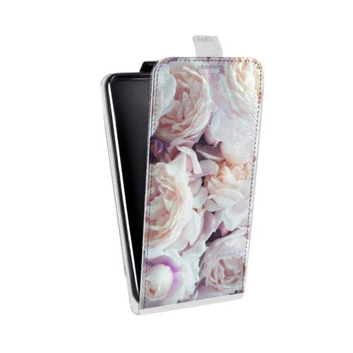 Дизайнерский вертикальный чехол-книжка для Huawei Honor 8 Креатив дизайн (на заказ)